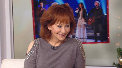 Reba talks country music special, new Christmas CD, Kelly Clarkson