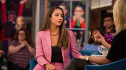 Aly Raisman on Dr. Larry Nassar's medical treatment: I didn't know it was abuse