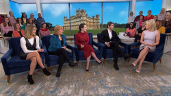 'Downton Abbey' stars talk about possibility of movie spinoff