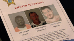 Manhunt underway for 3 escaped inmates in Florida