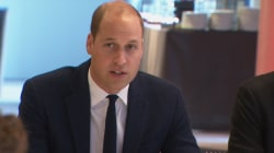 Prince William launches anti-cyberbullying initiative