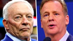 NFL confirms lawsuit threat by Dallas Cowboys owner Jerry Jones