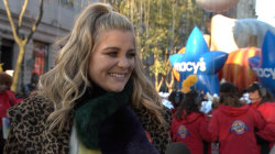 Country singer Lauren Alaina on being in the Thanksgiving Day Parade: 'I am so excited!'