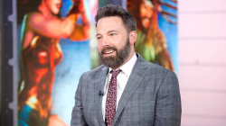 Ben Affleck speaks out about 'Justice League' and sexual harassment