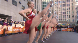 Watch the Rockettes perform 'New York at Christmas' live on TODAY