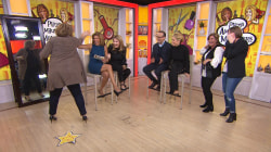 'I can't stop looking at you!' Woman goes wild for her Ambush Makeover
