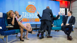 How do you exit the middle seat of a plane? Watch Al Roker demonstrate!