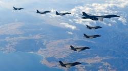 U.S. supersonic bomber leads attack drill over Korean peninsula
