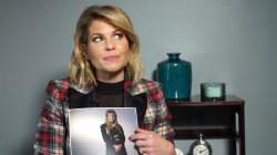 Flashback! Watch Candace Cameron Bure react to her 'Full House' style