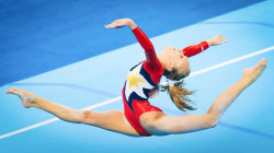 2 minutes with Olympic gold medalist Nastia Liukin