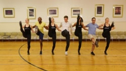 Ever wonder what it's like to be a Rockette? 3 brave men find out