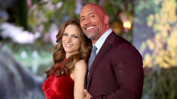 Dwayne Johnson and his girlfriend welcome second daughter