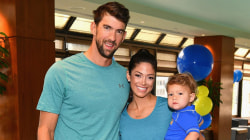 'We're not telling,' Michael Phelps says about sex of baby No. 2