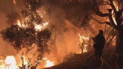 California fires show no signs of slowing down