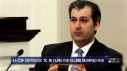 Ex-police officer who killed Walter Scott gets 20 years