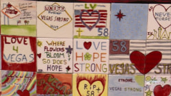 Las Vegas receives a flood of heart-warming messages