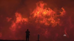 Southern California wildfires leave 800 structures in ashes