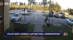 Shocking body cam footage shows escalating confrontation in deadly police shooting