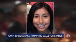 13-year-old commits suicide after being bullied at school
