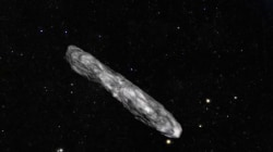 Mysterious asteroid found in solar system