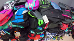 Kids send more than 600 backpacks of hope to Puerto Rico