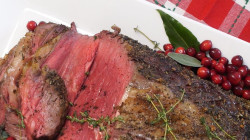 How to make the perfect prime rib roast