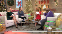 See the TODAY anchors take the holiday trivia challenge