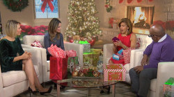Secret Santa revealed! See what the TODAY anchors got each other