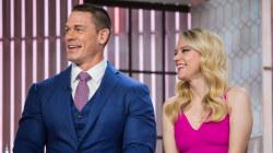 John Cena and Kate McKinnon shoot the bull about new film 'Ferdinand'