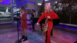 Watch Clean Bandit with Julia Michaels perform 'I Miss You' live on TODAY