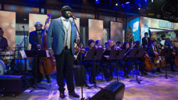 Gregory Porter performs 'The Christmas Song' live on Kathie Lee and Hoda