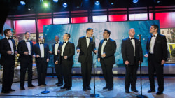 Watch Straight No Chaser perform 'Little Saint Nick' live on TODAY