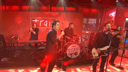 Watch Train perform 'Valentine' live on Kathie Lee and Hoda