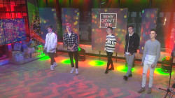 Watch Why Don't We perform 'Kiss You This Christmas' live on TODAY