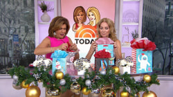 Hate wrapping presents (like Kathie Lee)? Here's the solution