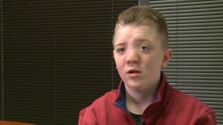 Keaton Jones, 11: I hope my viral anti-bullying video helps other kids