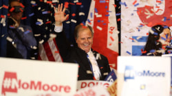Roy Moore loses to Doug Jones in stunning upset, refuses to concede