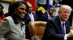 Omarosa Manigault, Trump aide and 'Apprentice' star, leaves White House
