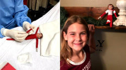 See Elf on the Shelf get sewn up in ER after encounter with family dog