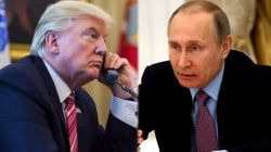 Trump and Putin will 'share information' about North Korea, Kremlin says
