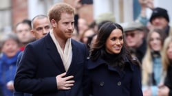 Prince Harry and Meghan Markle make joint appearance as engaged couple