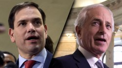 Senators Rubio, Corker say they'll vote in favor of GOP tax bill