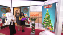 Simone Biles reveals Caboodles' $170,000 donation to TODAY's Toy Drive
