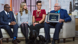 Comcast gives $10,000 surprise donation to America's VetDogs