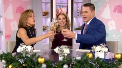 John Cena will officiate when KLG and Hoda host a wedding live on TODAY