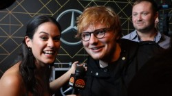 At the Jingle Ball with Taylor Swift, Ed Sheeran and other stars