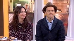 Sara Bareilles and Jason Mraz are serving up 'Waitress' on Broadway
