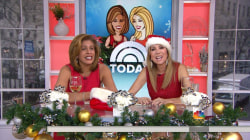 Kathie Lee and Hoda take the Christmas tree movie quiz