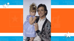 Ashley Olsen has rare reunion with TV dad Bob Saget