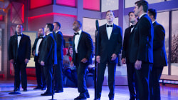 Straight No Chaser perform 'Mary, Did You Know?' live on Megyn Kelly TODAY